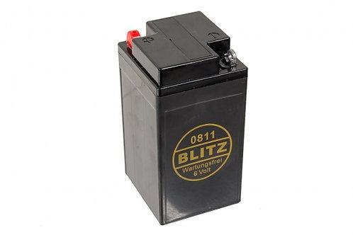 Blitz 6V Gel Battery 0811