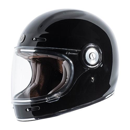 Torc T-1Gloss Black Helmet