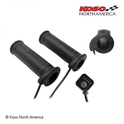 Koso 5 Level Heated Grips