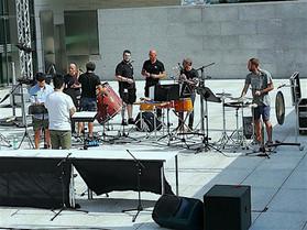 Lac En Plein Air / Lugano rehearsal