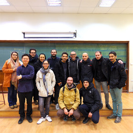 Workshop at Tehran University