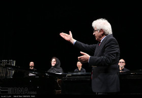 with Maestro Loris Tjeknavorian