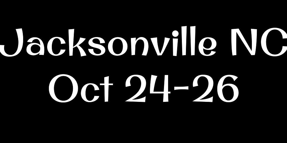 Jacksonville, NC October 26-26