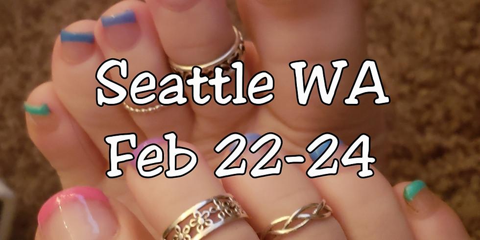 Seattle, Wa Feb 22-24