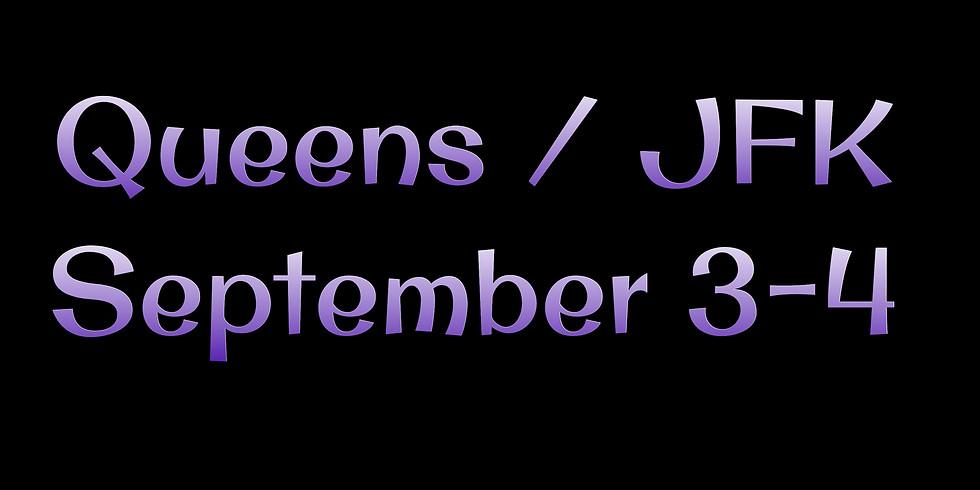 NYC/Queens Sept 3-4