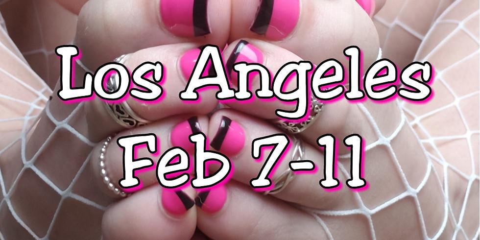 Los Angeles Feb 7-11
