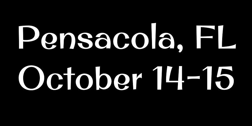 Pensacola, Fl October 14-15