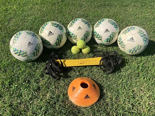 Equipment needed for the Membership.jpg
