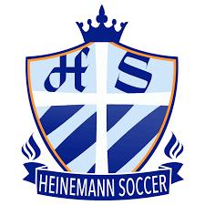 Heinemann soccer logo.png
