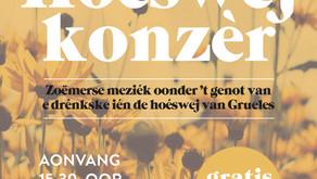 Konzèr Hermenie Hoéswej Zondag 12 september
