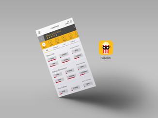 Popcorn App Revamp
