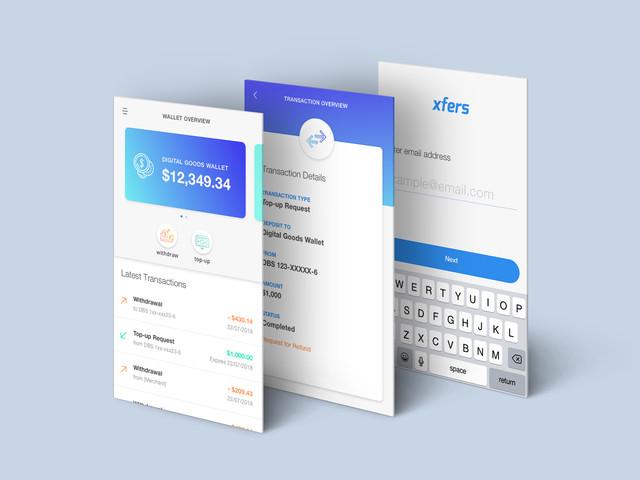 Xfers SDK Design