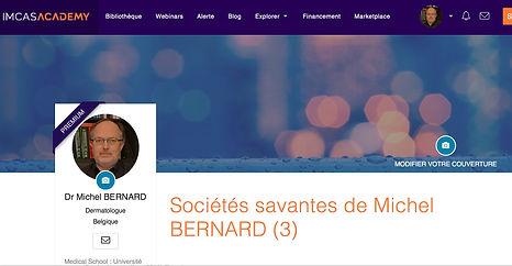dermatologue bruxelles IMCAS Dr Michel BERNARD.jpegg
