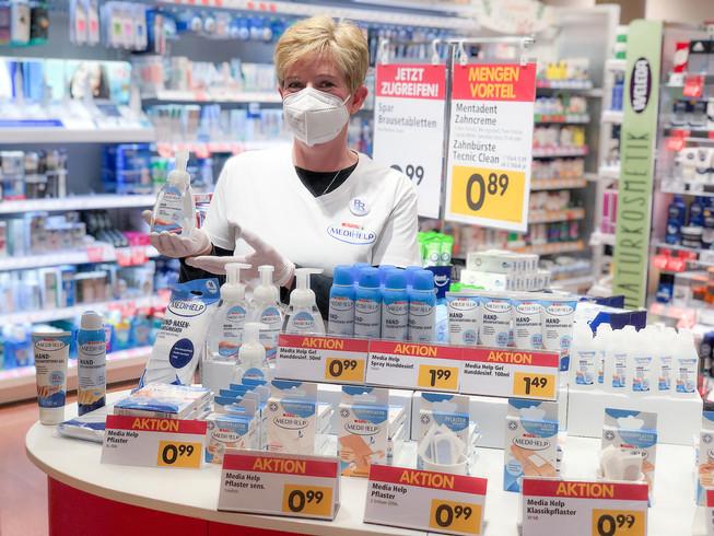 Promotion Marktservice Medihelp Spar