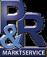 P&R Marktservice Logo