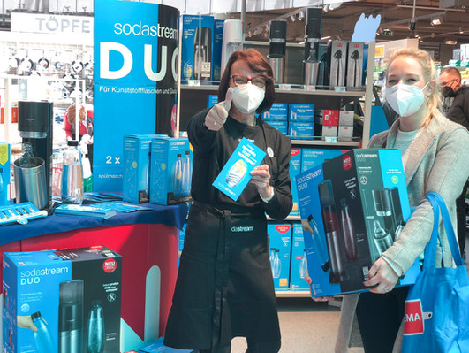 Promotion Sodastream 2021