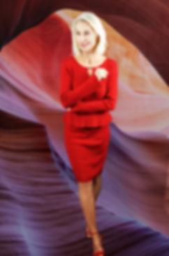 Ulli rotes Kleid 2aaaUlli rotes Kleid 2a