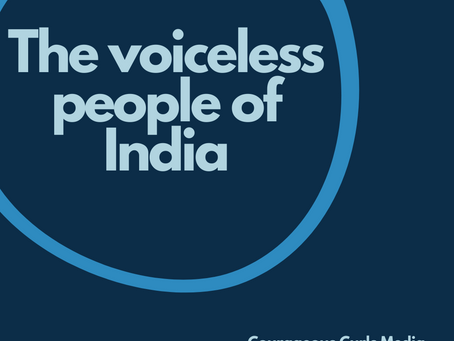 The voiceless people of India