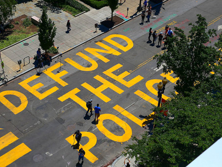 Why we need to defund the police
