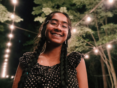 Teen inspires Desi girls to be themselves