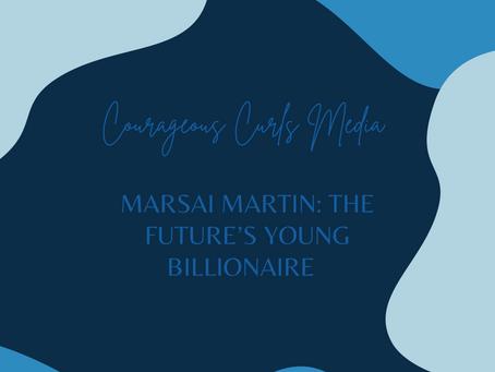 Marsai Martin: The future's youngest billionaire