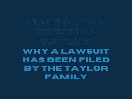 Why Breonna Taylor's family is suing the Louisville Police