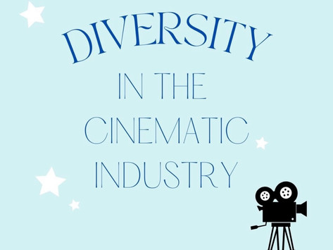 Diversity in the cinematic industry