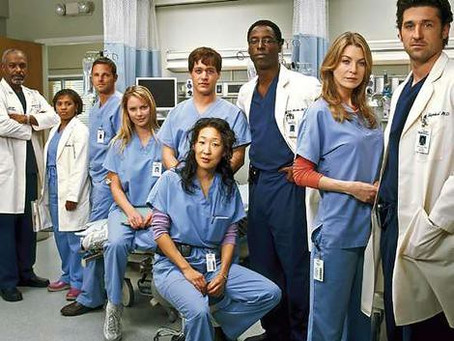 Top five reasons to watch Grey's Anatomy