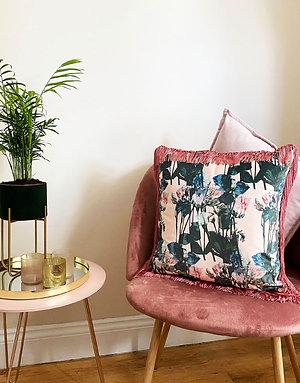 Posey Rosey Cushion