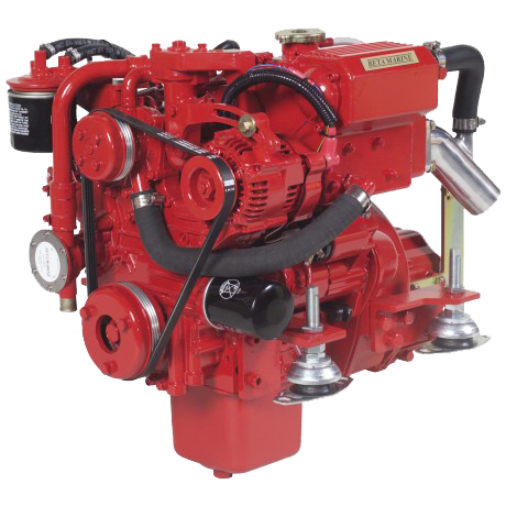 Beta 10 Marine Engine