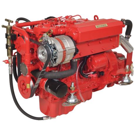 Beta 35 Marine Engine