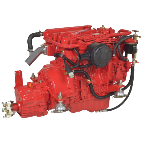 Beta 38 Marine Engine