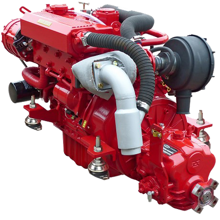 Beta 45 Marine Engine
