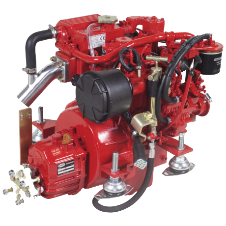 Beta 14 Marine Engine