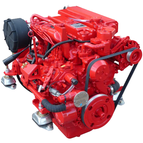 Beta 60 Marine Engine