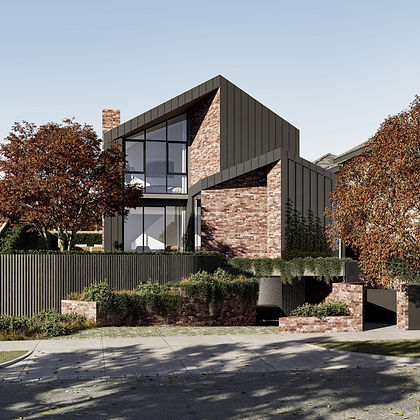 Kindred Glen Iris luxury townhouse development