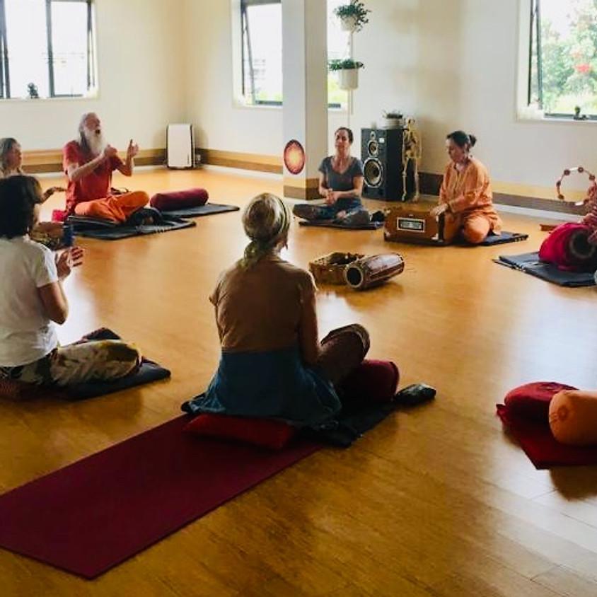 Ashram Yoga Kirtan Collective