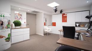 bureaux d'entreprise