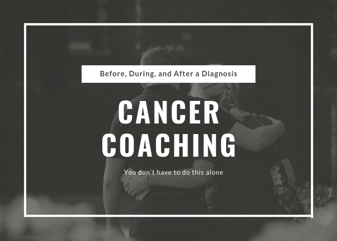 Cancer Coaching (Patient)