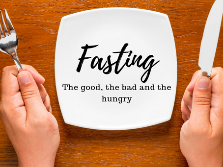 Fasting: The Good, The Bad, And The Hungry