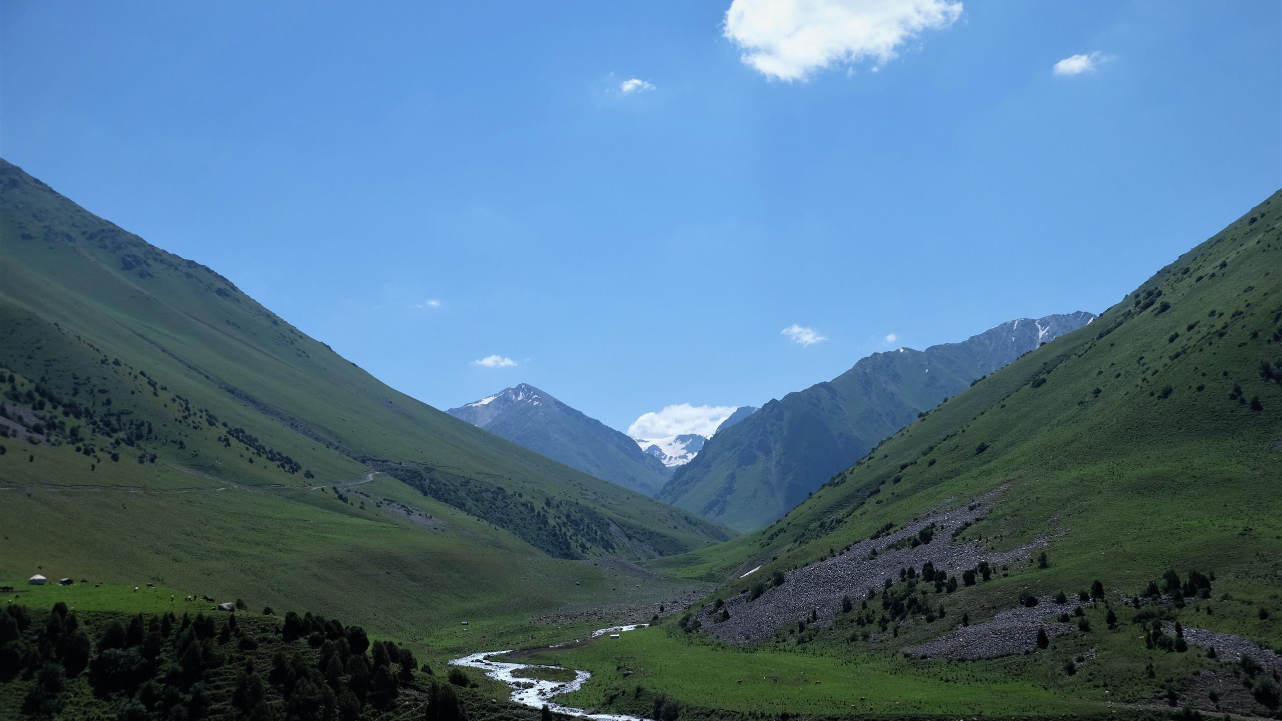 Alpes ou Asie centrale?