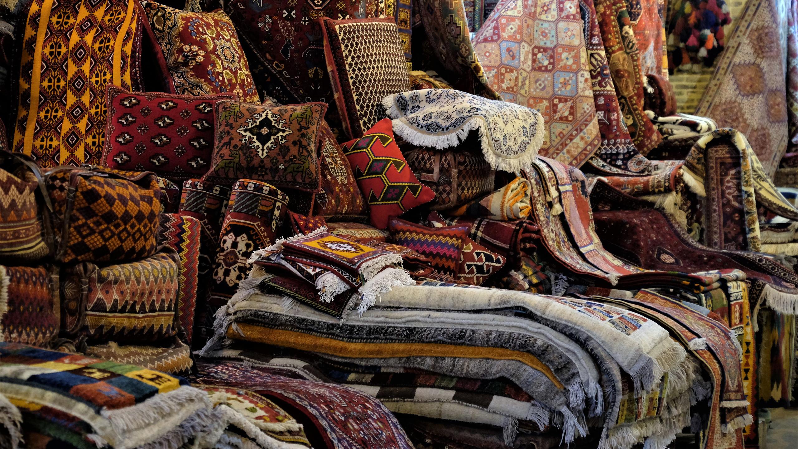 Bazaar de Shiraz