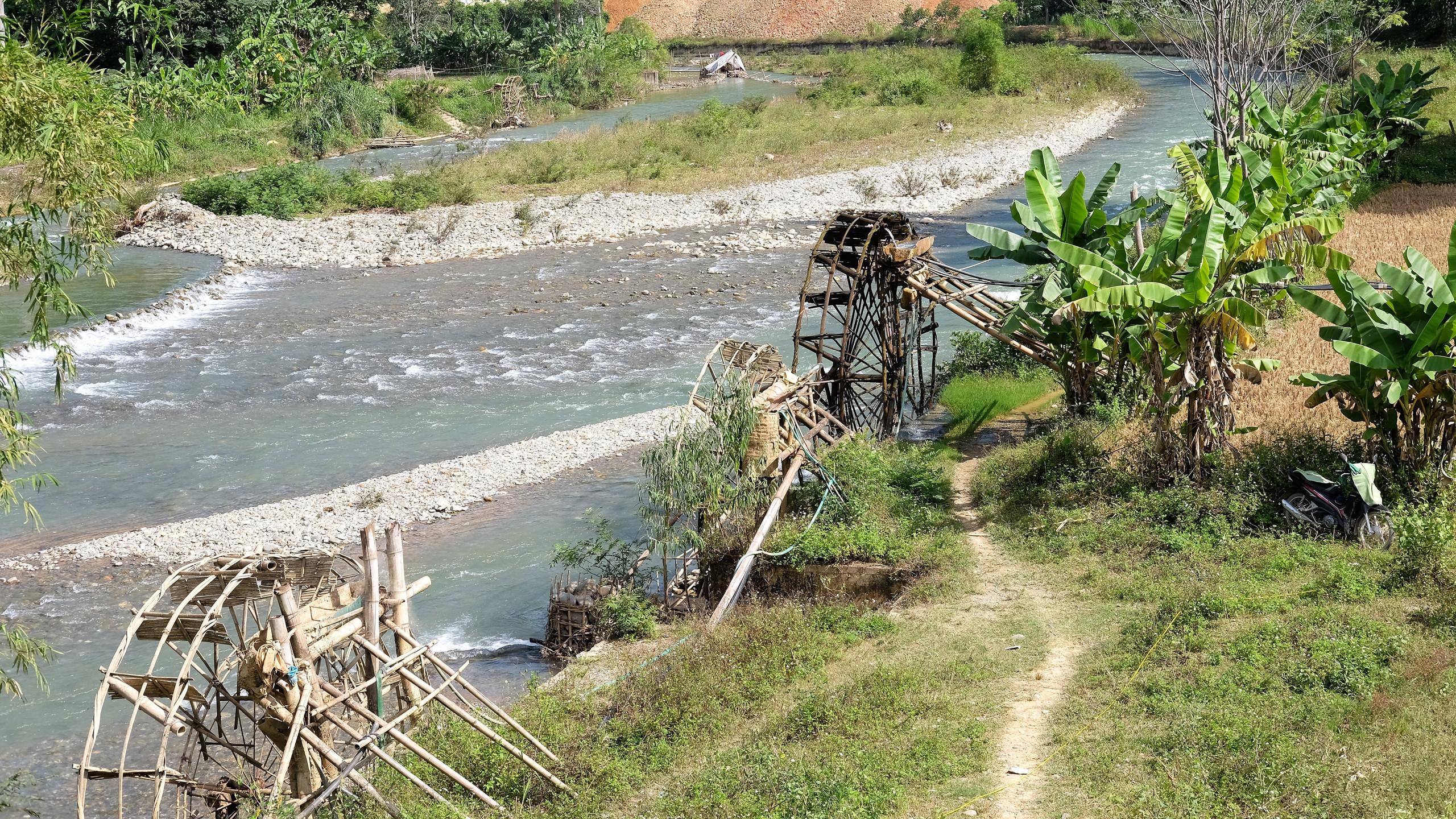 Système universel pour l'irrigation.