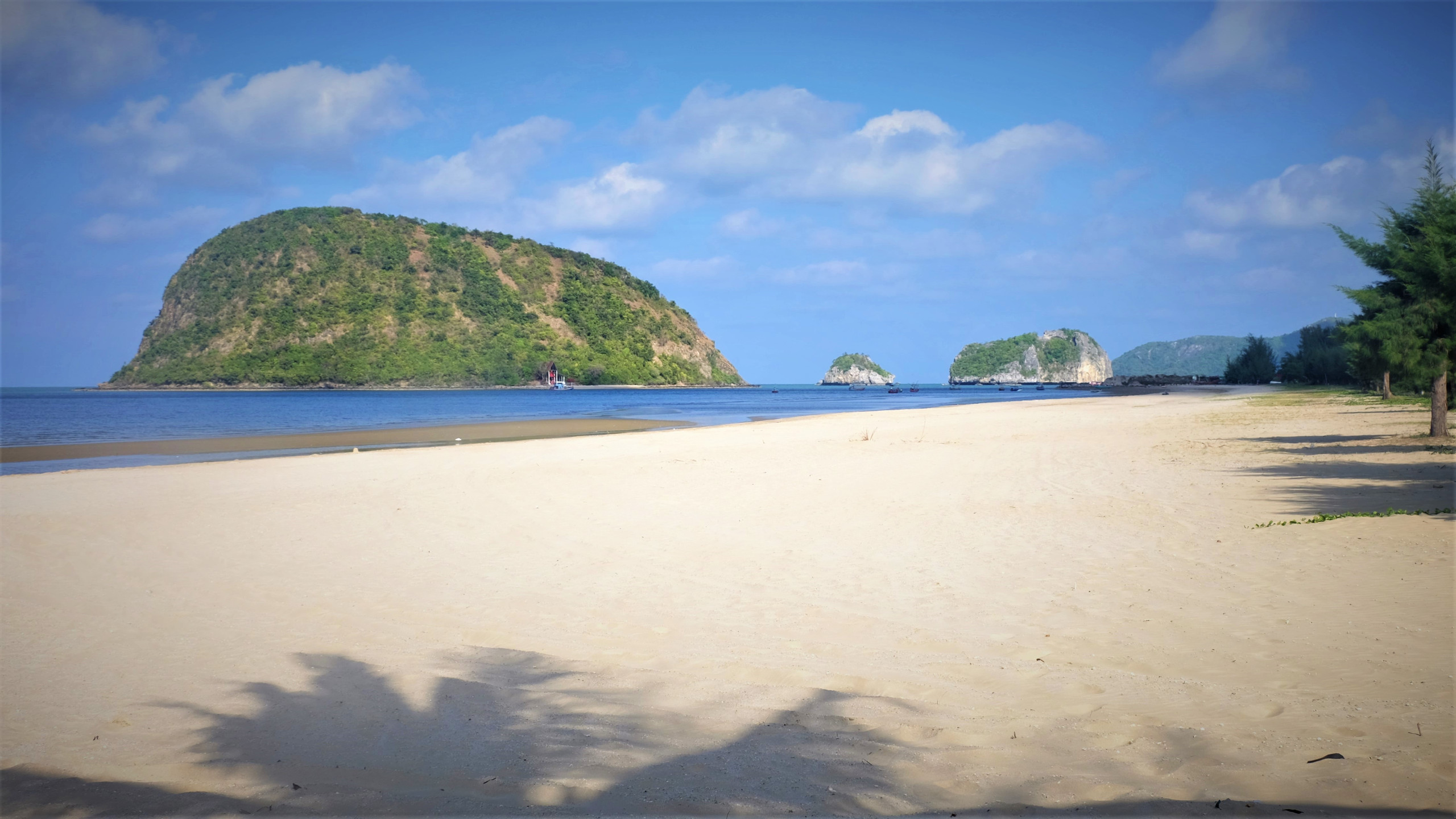 Les plages s'enchaînent toutes aussi paradisiaques les une que les autres.