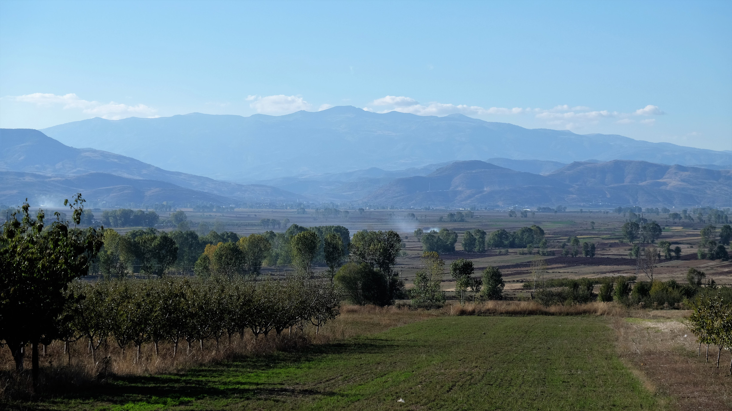 L'Albanie agricole
