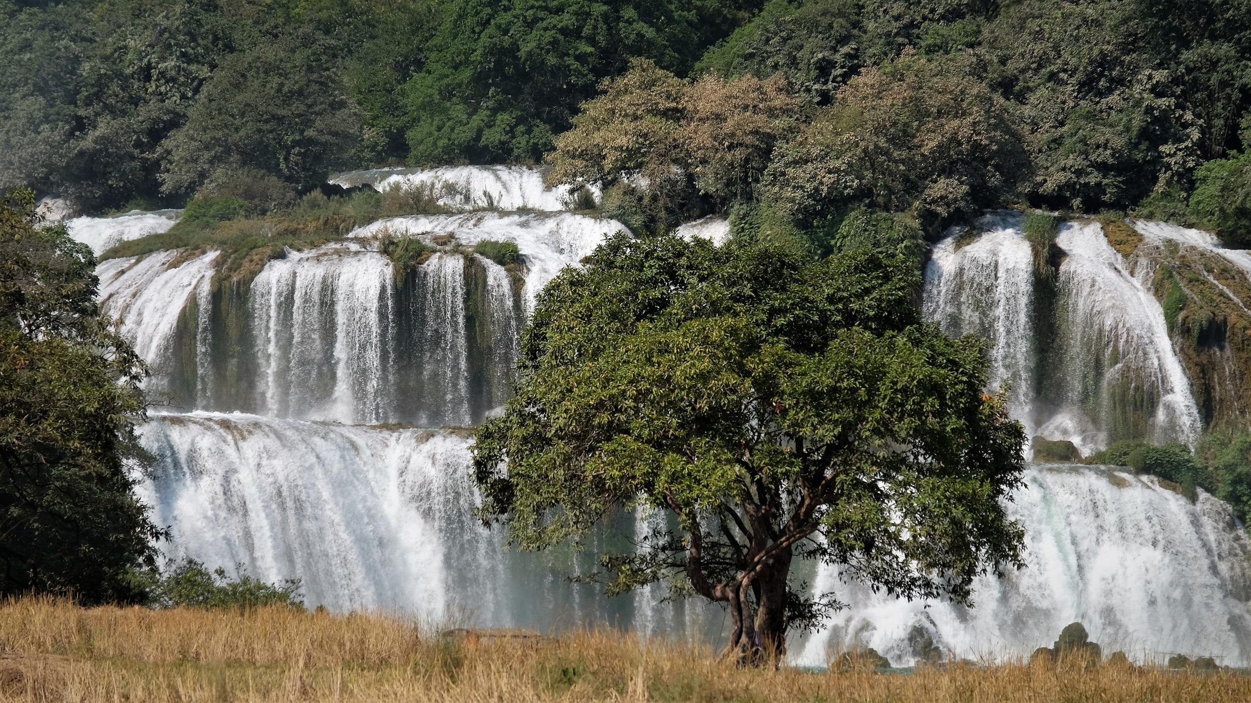 Cascade de Ban Gioc
