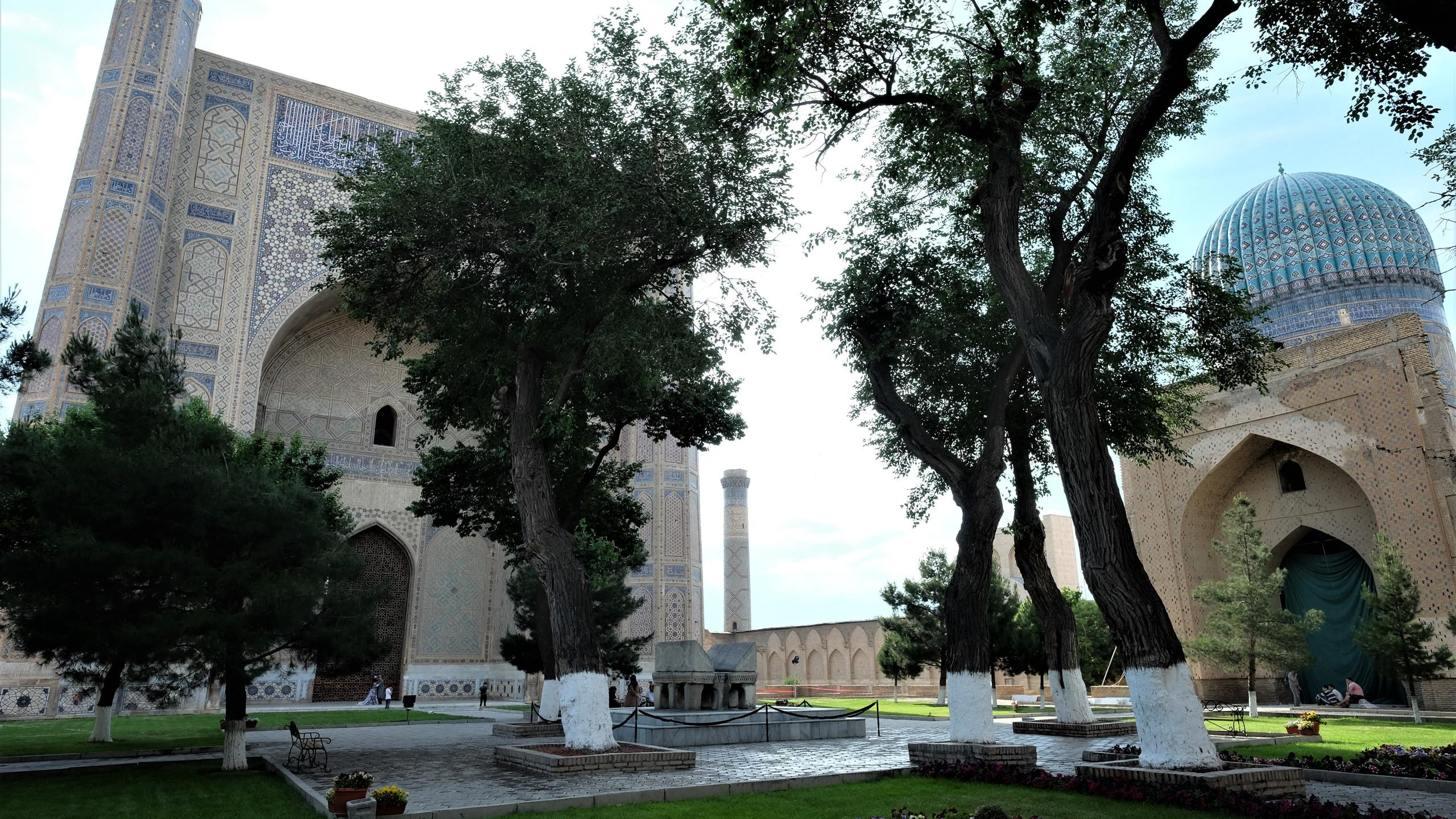 Mosquée Bibi Khanym