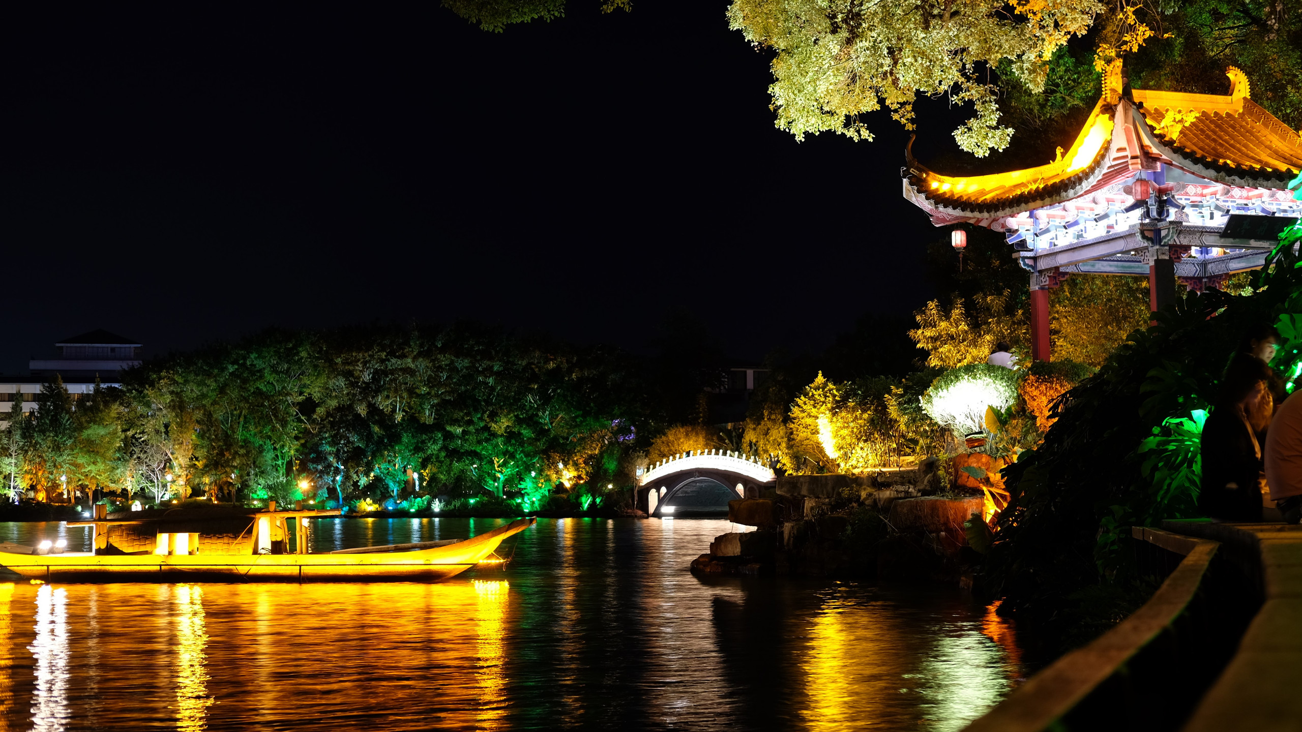 """Guilin """"by night"""""""