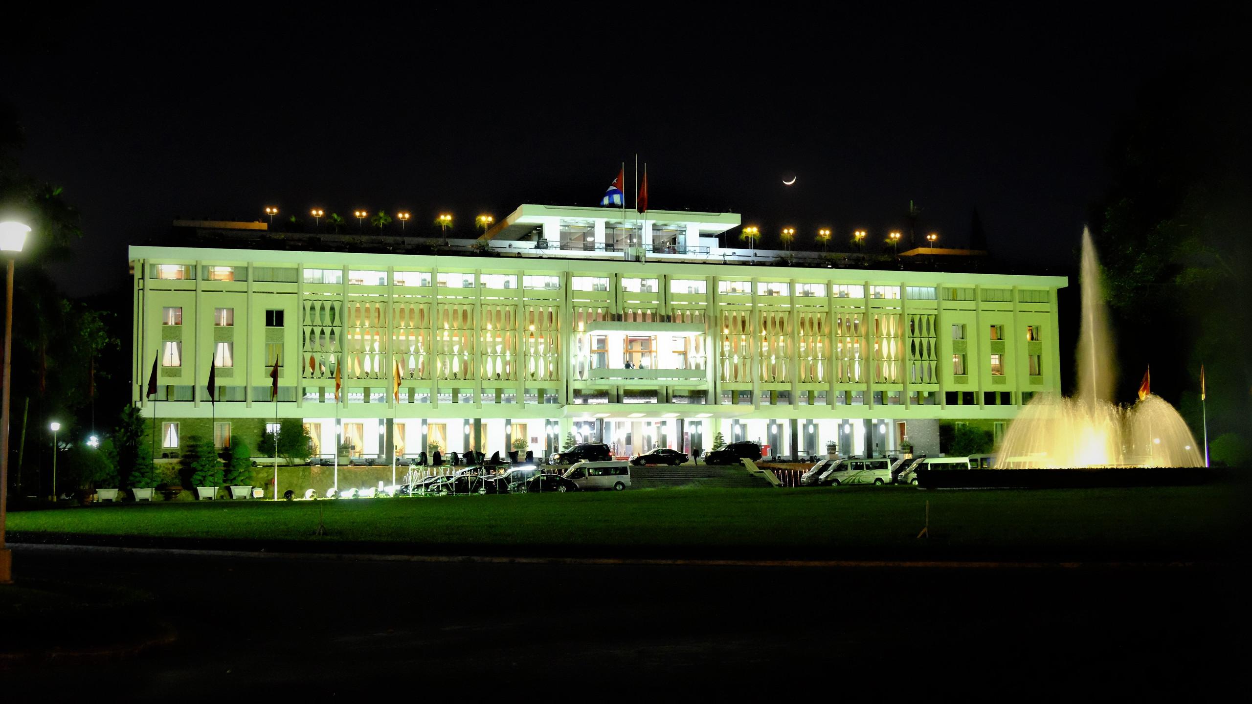 Palais de la réunification