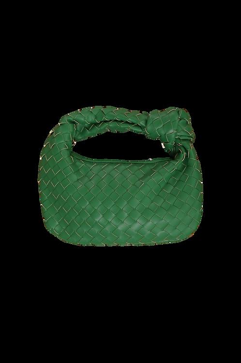 KNOT BAG GREEN
